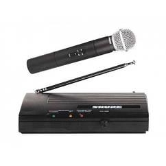 Микрофон DM UWP-200 XL профессиональный база+2 микрофона