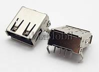 Разъем USB 2.0 U220 мама гнездо