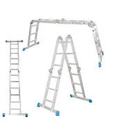 Шарнирная лестница Werk LC2412 (4х3)