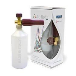 Пенная насадка Idrobase ПОМ (Италия)в упаковке с оригинальной бутылкой