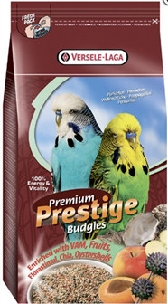 Преміум корм для хвилястих папужок Верселе-Лага Престиж 1 кг