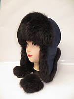 Теплая женская шапка 0240 в расцветках