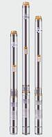 Скважинный насос «Euroaqua» 75QJD 130-0,75kw +пульт