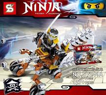 Конструктор Bela Ninja / Ниндзя SY241 AB (Аналог Lego Ninjago), фото 3