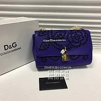 """Сумка Dolce&Gabbana №25 """"Dolce"""""""