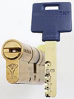 Цилиндр Mul-t-lock Interactive+ 120мм (50х70T) ключ-тумблер латунь