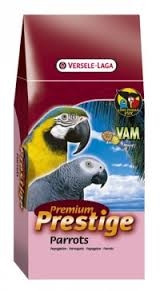 Премиум корм для крупных попугаев Верселе-Лага Престиж 1 кг