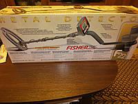 Продам Металлоискатель Fisher F22 USA металлодетектор, фото 1