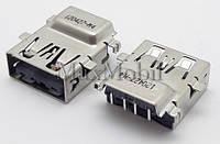 Разъем USB 2.0 U227 мама гнездо
