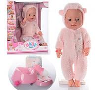 Пупс Baby Born 012A функциональный