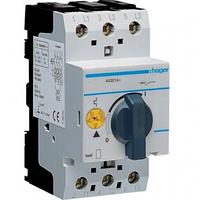 Автомат для защиты двигателя 0,16-0,24A тип К 1 полюс MM502N Hager