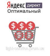Контекстная реклама в Яндекс Директ для нескольких услуг / небольшого ассортимента товаров.