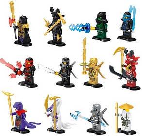 Конструктор Lele серия Ninja / Ниндзя 79257 (12 видов) БЛОК, фото 2