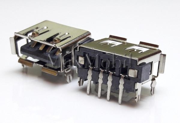 Разъем USB 2.0 U203 мама гнездо