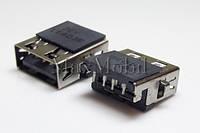 Разъем USB 2.0 U204 мама гнездо