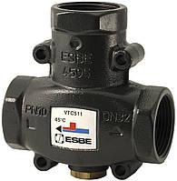 """Термический клапан Esbe VTC 511 (Rp 1"""", 65°C, DN25) трехходовой"""
