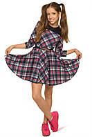 Трикотажные детские платья для девочек