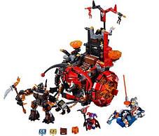 Конструктор Lepin серия Nexu Knights 14005 Джестро - мобиль (Аналог Lego Nexo Knights 70316), фото 2