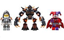 Конструктор Lepin серия Nexu Knights 14005 Джестро - мобиль (Аналог Lego Nexo Knights 70316), фото 3