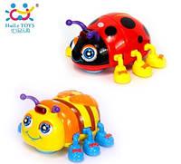 Детская музыкальная игрушка Жук 82721