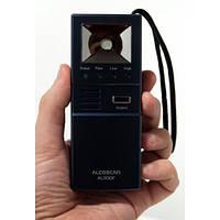 Специальный алкотестер AlcoScan AL 1100F  с электрохимическим датчиком