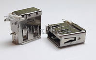 Разъем USB 2.0 U206 мама гнездо