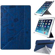 """Современный чехол """"Лондон"""" для планшета диагональю 7.9"""" OZAKI O!coat Travel iPad mini 4 (London) OC112LD"""