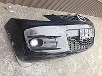 Запчасти Мазда Mazda CX-7 08г. Бампер передний в сборе USA (Решетка, туманки)