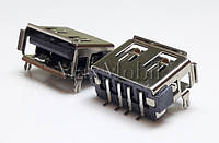 Разъем USB 2.0 U208 мама гнездо