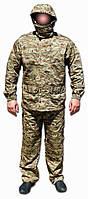 Костюм BDU летний рип-стоп(куртка + полукомбез),расцветка Multicam-Tigerstripe.
