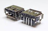 Разъем USB 2.0 U209 мама гнездо