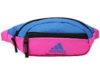 Спортивна сумка на пояс Adidas Rand II рожева, фото 1