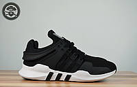 Мужские кроссовки ADIDAS EQT RUNNING SUPPORT 93  PRIMEKNIT BLACK WHITE