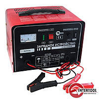 Intertool AT-3015 Зарядное устройство 12-24В 600Вт 230В 30/20А