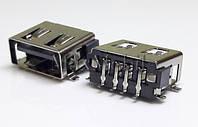 Разъем USB 2.0 U213 мама гнездо