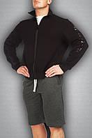 Мужская толстовка черная, фото 1