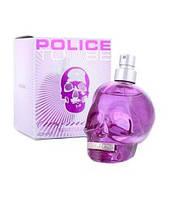 Police To Be Woman edp 40 ml. w оригинал