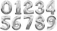 Цифры серебро ( Испания)