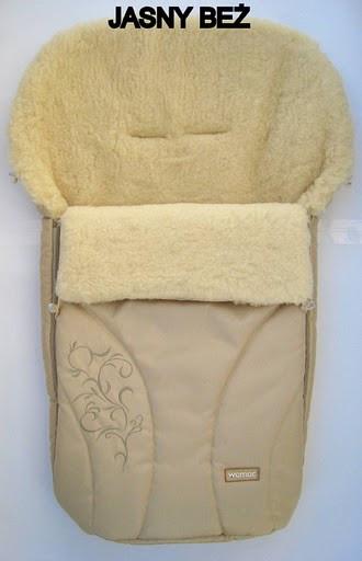 Спальный мешок-конверт на овчине Snowflake № 25 Zaffiro, Womar