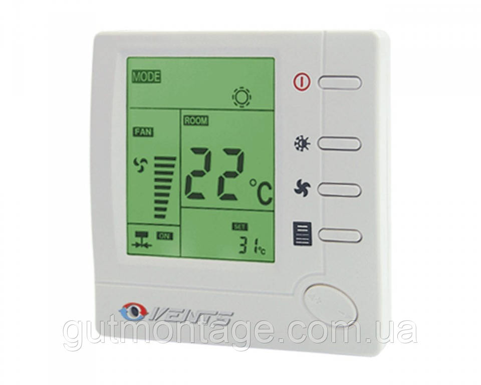 Цифровой терморегулятор RTC