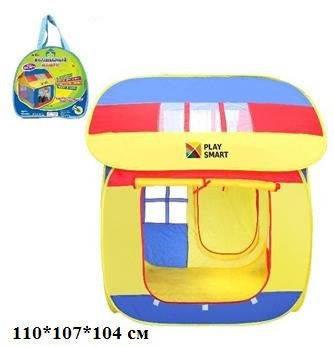 Детская игровая палатка 905 M Домик, фото 2
