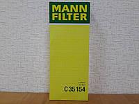 Фильтр воздушный Шкода Октавия А5 1.8 TSI 2004-->2012 Mann (Германия) C 35154