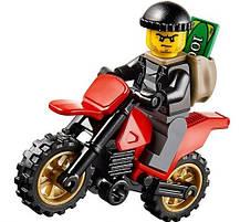 Конструктор Bela 10418 Urban Перевозчик заключённого (аналог Lego City 60043), фото 3
