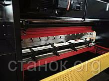 Yangli WC 67 K 80/3200 Гидравлический гибочный пресс Листогиб Кромкогиб янгли вс к, фото 3