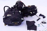 Двигатель Актив 125 см3 полуавтомат d 54мм  Japan Technology