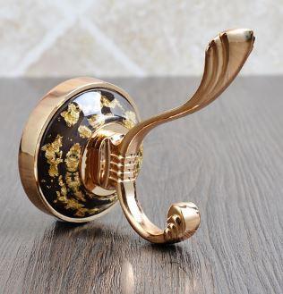 Вешалка настенная с декором на кухню или для ванной комнаты ПАРА