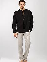 Мужской костюм из льна. Натуральный лен. Большой размер и стандарт, фото 1