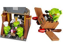 Конструктор Lepin 19006 Энгри Берц Замок Короля свинок (аналог Lego Angry Birds 75826), фото 3
