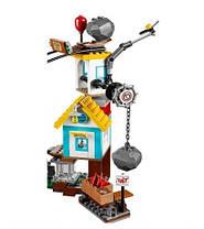 Конструктор Lepin 19004 Энгри бердс Разгром Свинограда (аналог Lego Angry Birds 75824), фото 3