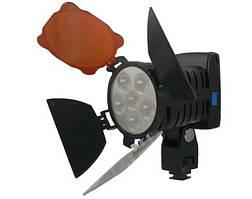Светодиодный накамерный свет ExtraDigital LED-5010 (Pro LED 5010)